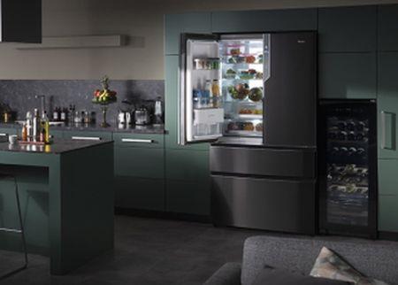 Americká lednice - to pravé pro náročné spotřebitele