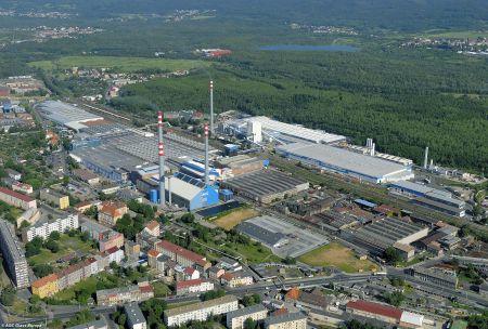 Před 130 lety začala v Řetenicích výroba skla, před 50 lety pak jeho plavení