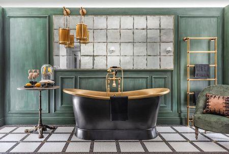 Nová kolekce retro sanity do koupelen a kuchyní