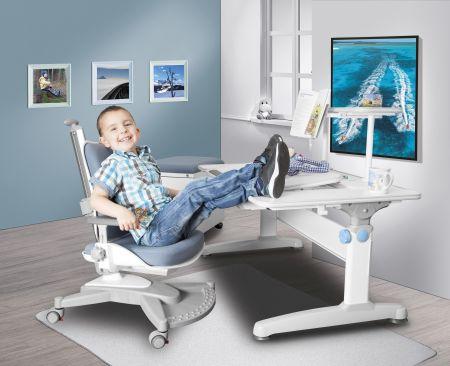 Význam rostoucího stolu v dětském pokoji