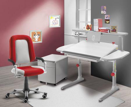 Rostoucí židle a rostoucí stůl - základ dětského pokoje