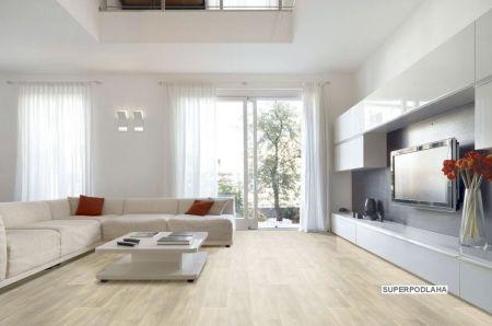 PVC podlaha splňuje požadavky nejen na design
