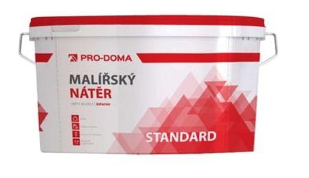 Nové malířské nátěry značky PRO-DOMA
