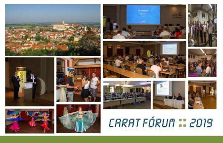 CARAT - jistota na cestě rychle se rozvíjejících technologií