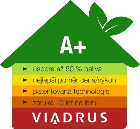 VIADRUS uvedl na trh nový litinový kotel U22 Economy