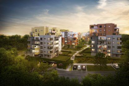 Rezidence Čámovka - váš nový domov