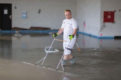 Nová litá podlaha? Pomůže vám projekt plný expertů