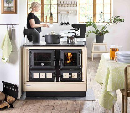 Jednoduché řešení pro vaše topení a vaření