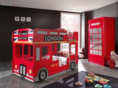 11 nejzajímavějších patrových postelí do malého dětského pokoje