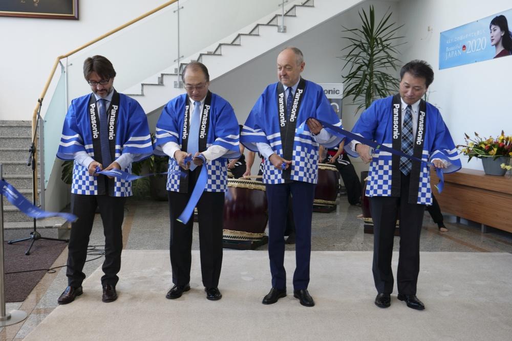 Společnost Panasonic zahajuje v Plzni evropskou výrobu tepelných čerpadel značky Aquarea