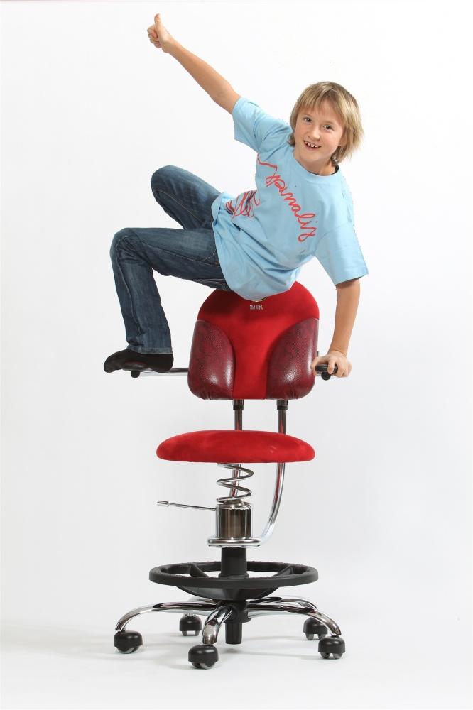 Zdravá židle pro každou postavu