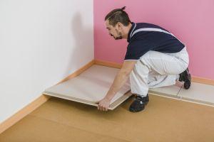 Možnosti a výhody suché podlahy