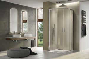 Sprchové kouty TOP-LINE S od SanSwiss – neomezený komfort ve Vaší koupelně