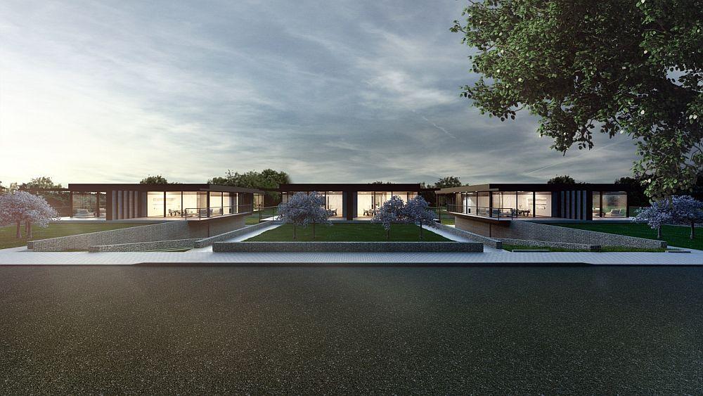 Moderní vily v náručí přírody. Prodej rezidenčního projektu Vily Horoušánky byl zahájen
