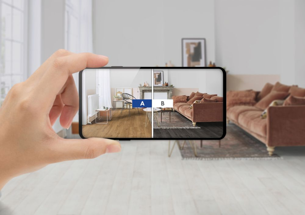 On-line nástroj RoomViewer od Quick-Step