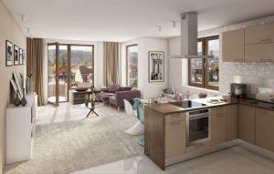 Nové nájemní bydlení v nabídce projektu Byty U Dubu v Modřanech