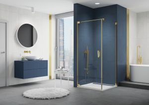 CADURA Gold Line – koupelna s dotykem zlata do domi i hotelu