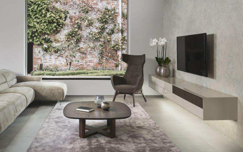 Obývací stěny a knihovny HANÁK – prémiová kvalita a estetický zážitek