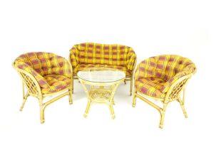 Ratanový nábytek: Pozvěte kousek exotiky k sobě domů
