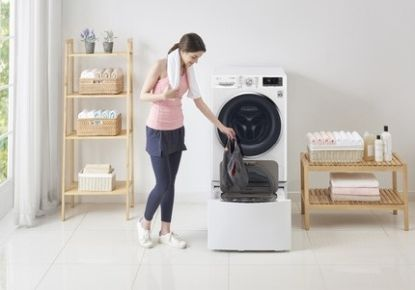 Pračky LG - jedinečné praní, žádné alergeny