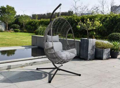 Závěsná houpací křesla – styl, relax a pohodlí nejen na zahradě!