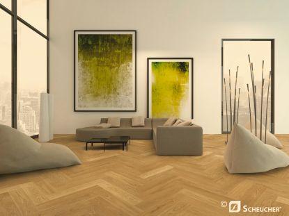 Dřevěné podlahy hrají prim. Do jakých místností je můžete pokládat?