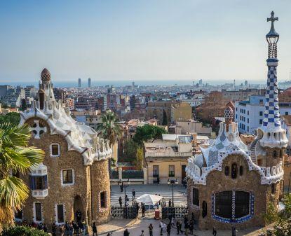 Po stopách Gaudího architektury: Park Güell
