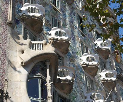 Po stopách Gaudího architektury: Casa Batlló
