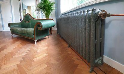 Jediné české litinové radiátory