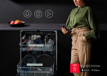 Zapojte myčku do chytré domácnosti