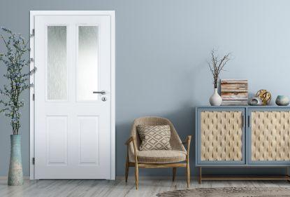 Rekonstrukce bytu: tipy pro montáž dveří
