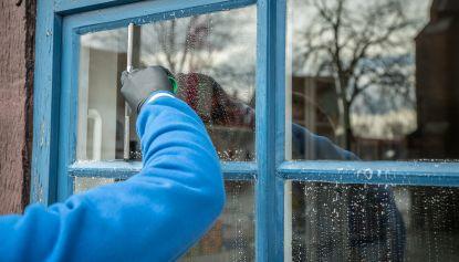 Aby vás mytí oken bavilo