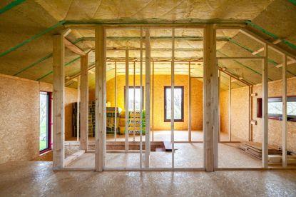 Zateplení podkroví u novostaveb a rekonstrukcí
