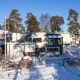 Zimní zahrada Schüco s technologií SageGlass®