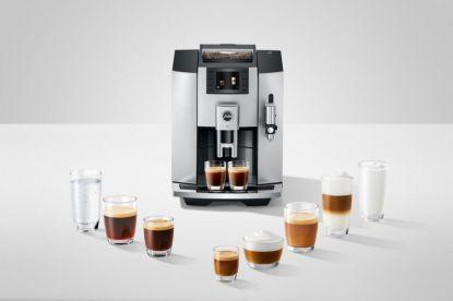 Nový kávovar JURA E8 model 2021