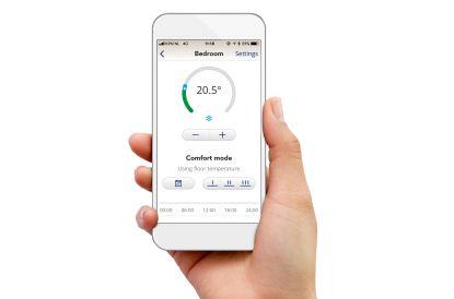 Spořte energie za topení a chlazení s chytrým systémem zónové regulace