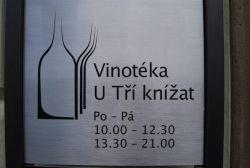 Široký výběr českých i zahraničních vín