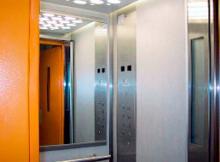 Moderní výtah firmy MSV Liberec. Foto: MSV Liberec.