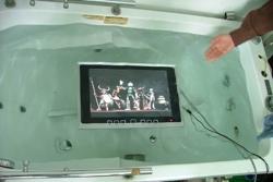 Televize do koupelny