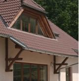 Dřevěná okna pro moderní stavění