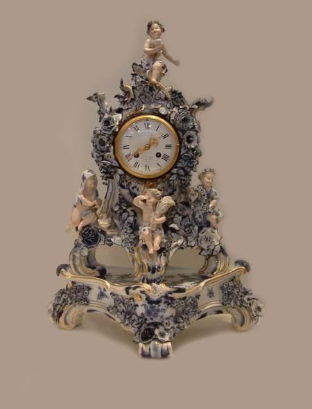Datování francouzské hodiny