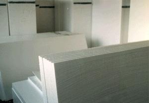 Obr. 2Desky z EKO polystyrenu SEPAS [2]