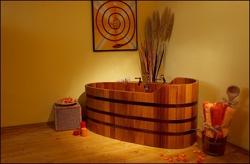 Veletrh Aquaset představí také luxusní dřevěné vany