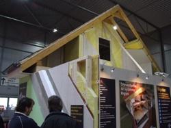 Stavění ze dřeva na vzestupu