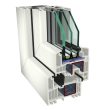 Mimořádná kvalita nových okenních profilů Gealan S 9000