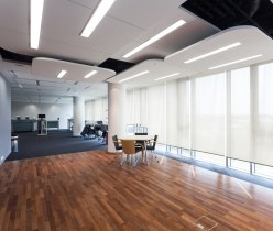 Moderní LED liniové osvětlení interiéru
