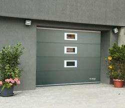 Lomax Excellent - garážová vrata s excelentními vlastnostmi