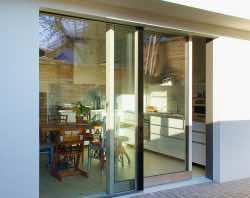 Prosklené posuvné dveře do každého počasí