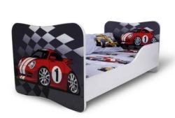 Dětská postel Super auto