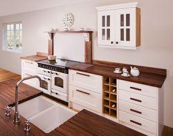 Výjimečný design anglické kuchyně se hodí nejen na venkovské sídlo